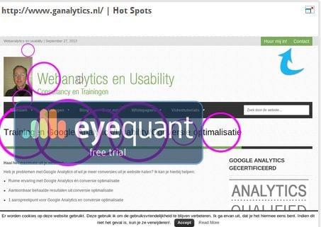 voorbeeld EyeQuant