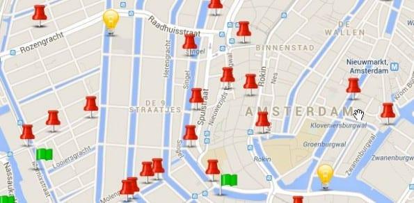 Initiatieven in Amsterdam op verbeterdebuurt.nl