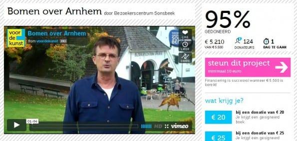 Initiatief op Voordekunst.nl
