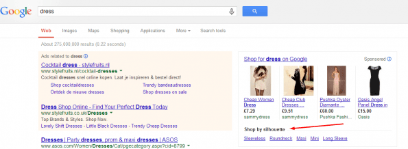Google Shopping features - 2