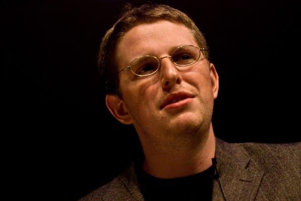 Matthew Mullenweg is de ontwikkelaar van WordPress. Foto: Josh Hallet