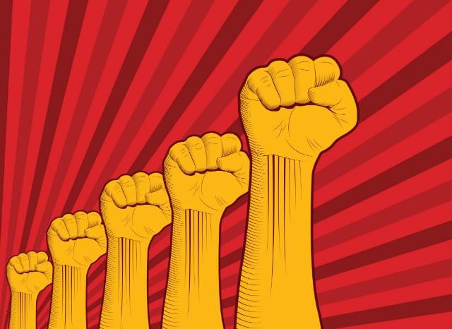 Leve de vierde industriële (internet)revolutie!