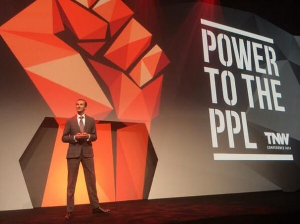 Thema van deze TNW: Power to the people