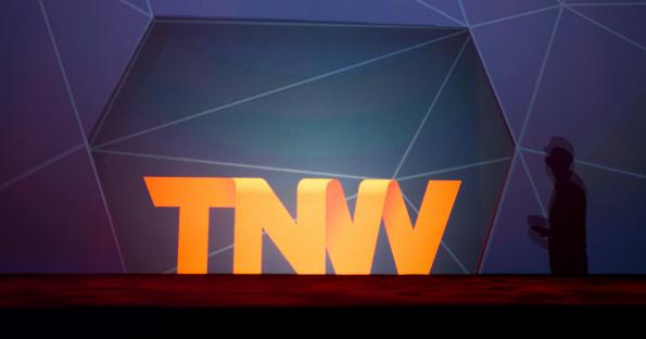 The Next Web 2014. Foto: Julia de Boer