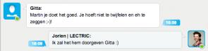 webinar chat screenprint