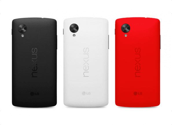 Rood Wit Zwart Nexus