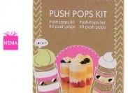 Weergave van de verpakking van Hema Push Pops