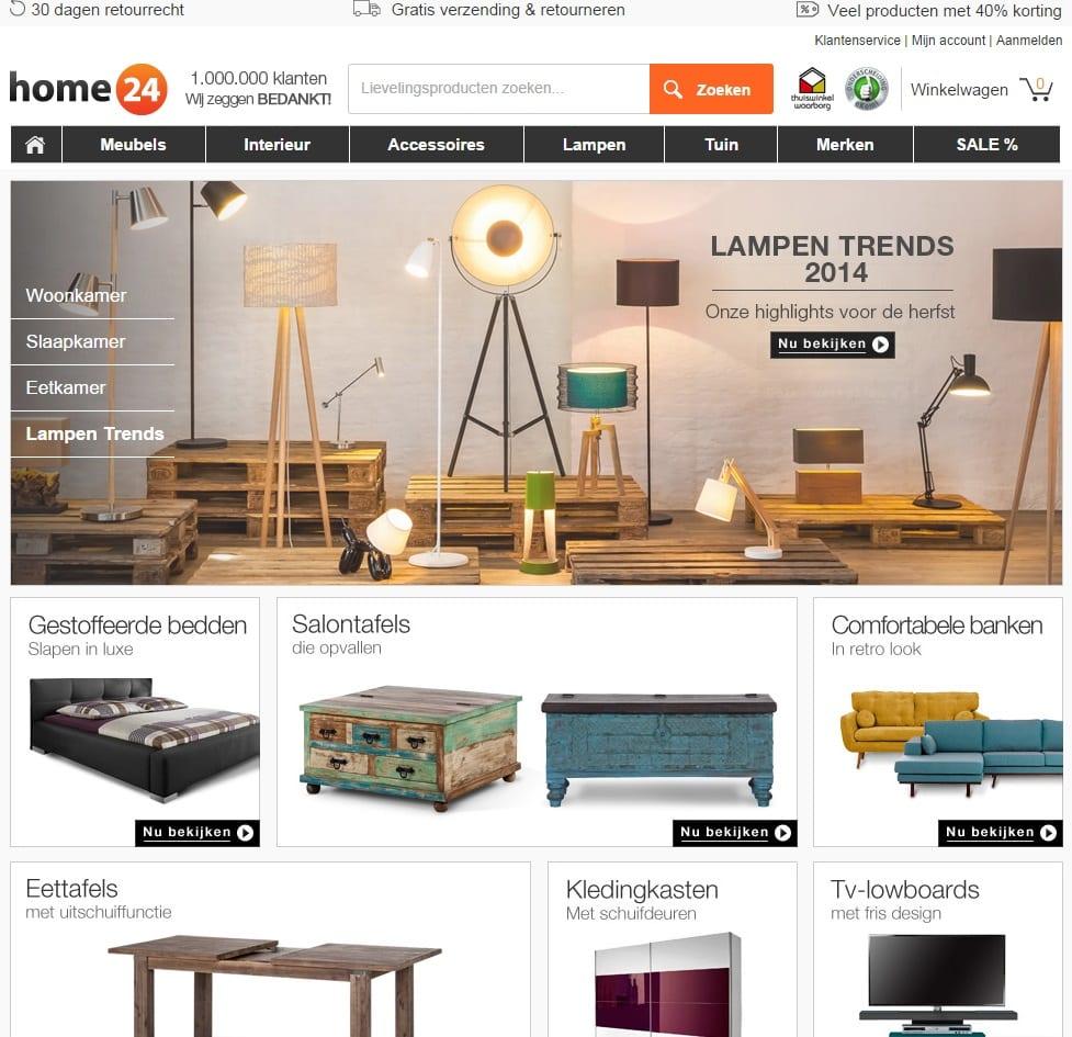 Houses Websites: 'Boost' De Verkoop In Je Webshop: Lessen Van Bol, Home24