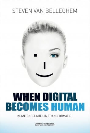 Cover When digital becomes human