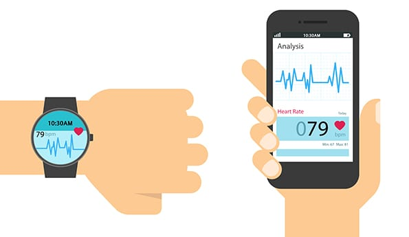 Wearables eHealth
