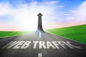 web-traffic meten
