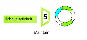 Fase 5. And maintain