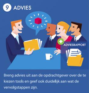 9 Advies met tekst