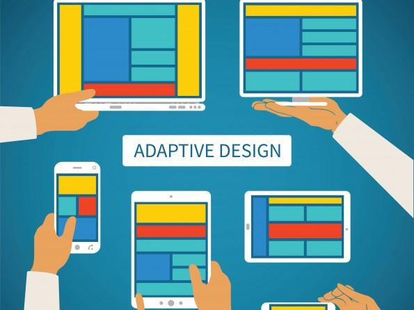 adaptive design liggend