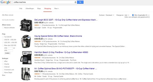 google-productwaarderingen-koffie-2