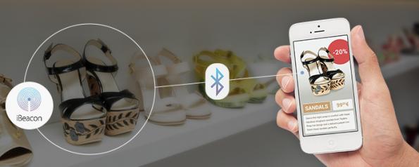 iBeacons zijn een prima tool voor indoor mobile engagement