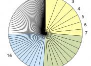 Taartdiagram: toptaken gemeente Westland website 2010