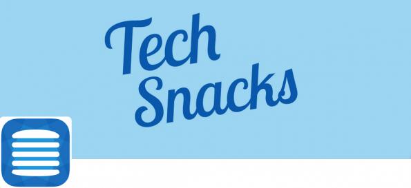 Techsnacks podcast