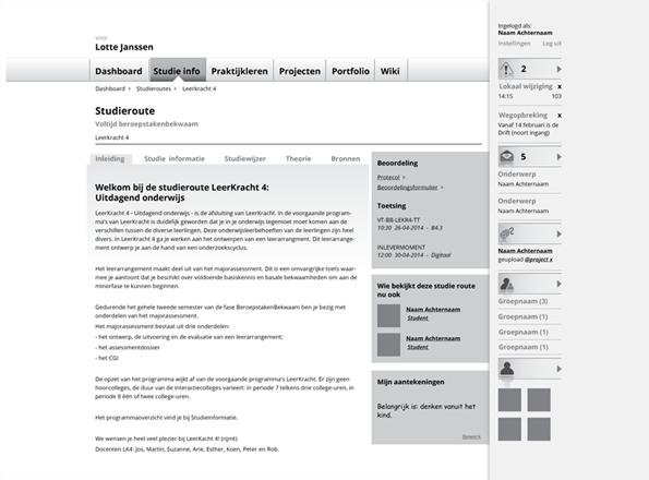prototype-site-studieroute