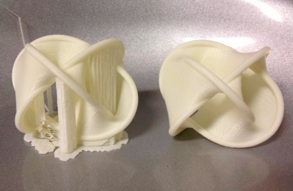 Support Structures | Ultimaker 2