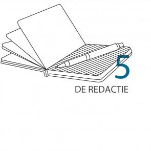 Stap 5 - De redactie