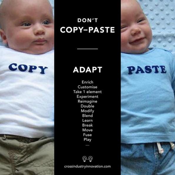 copy past