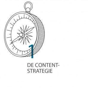 Stap 1: De contentstrategie