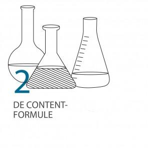 Stap 2 - De contentformule