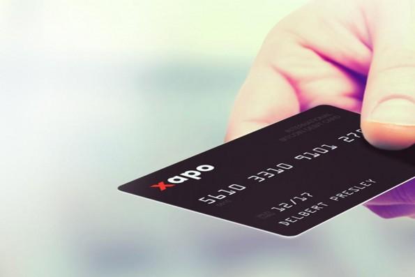 Met de debit card van Xapo kun je betalen en geld opnemen via het VISA-netwerk