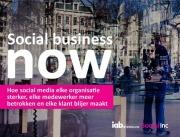 Kaft van Social Business Now