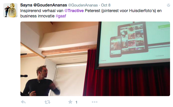 Michael Hurnaus van Tractive, pet wearables