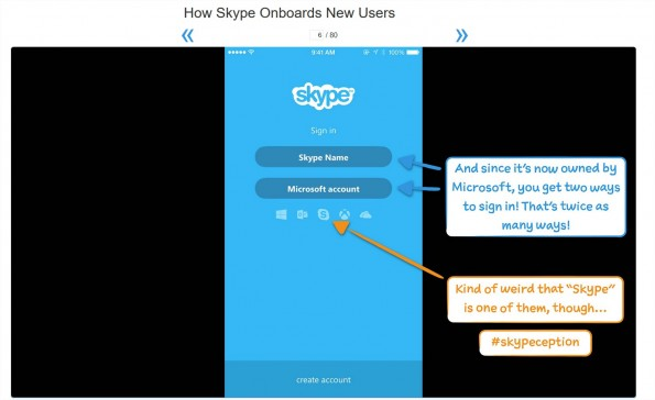 How Skype Onboards New Users