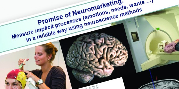 The Promise of Neuromarketing