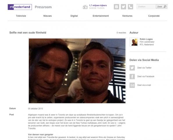 corporate blog RTL