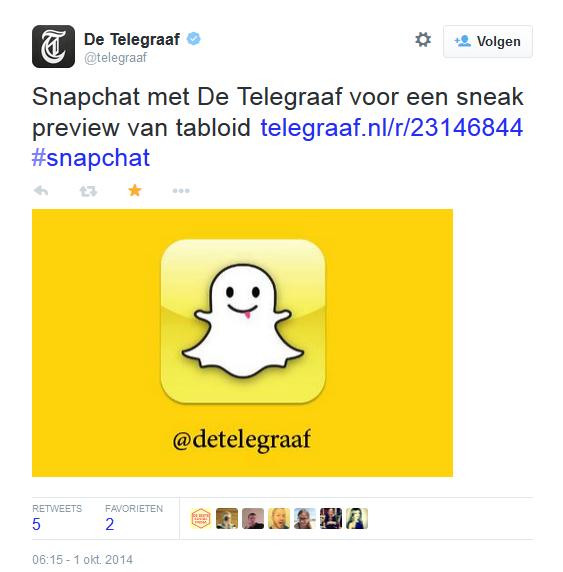 Snapchat afbeelding tip 10