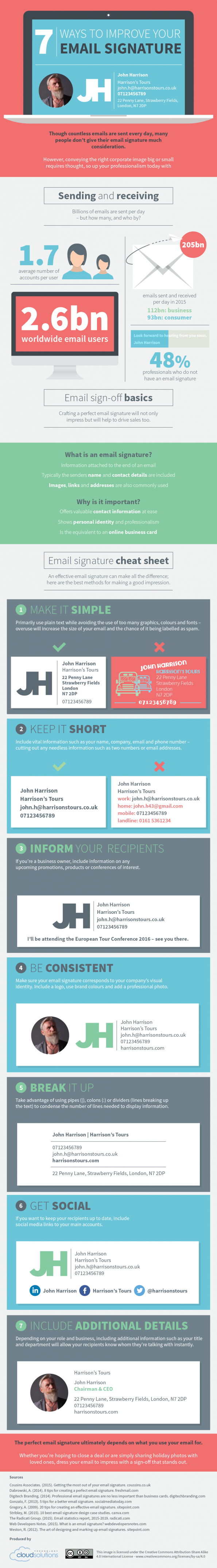 7 manieren om jouw e-mailhandtekening te laten opvallen