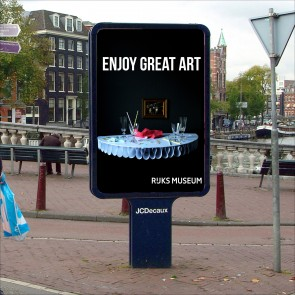 Rijksmuseum hoog emotioneel