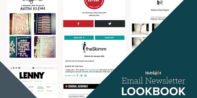 Briljante voorbeelden van e-mailmarketing