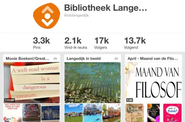 Bibliotheek Langedijk op Pinterest. Zij maken gebruik van groepsborden, waardoor ze goed zichtbaar zijn en niet zelf alle inhoud hoeven verzorgen op hun borden.