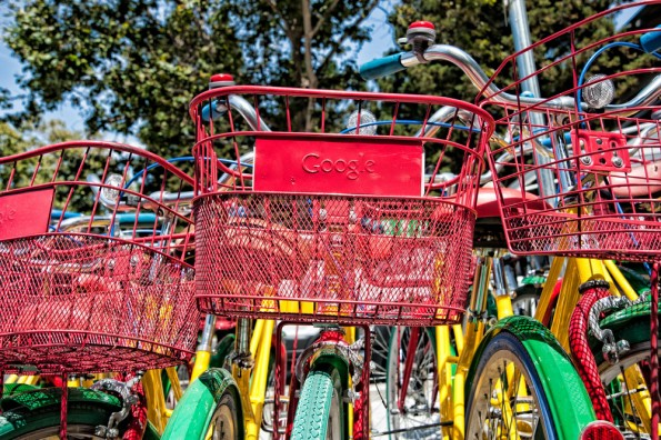 google-fiets