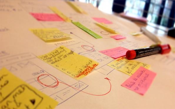 Agile werken dwingt een online team 'vanzelf' om keuzes te maken en te priotiteren