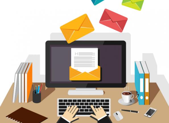 E-mail verzenden
