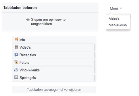 Screenshot 4 video tab
