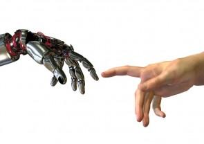 Contact mens robot