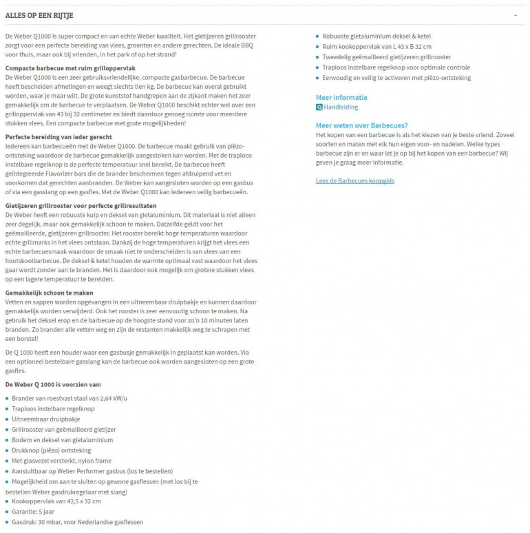 Fonq productbeschrijving uitgebreid