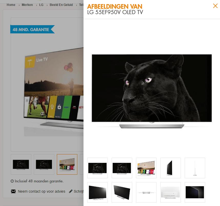 Productafbeelding Expert Hoge resolutie afbeelding