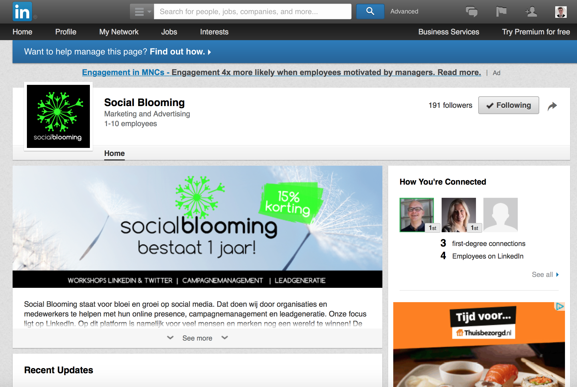 Banner 2 Social Blooming Company Page