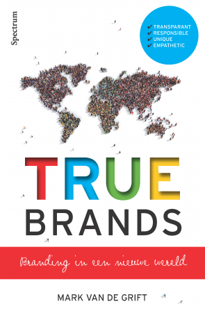TRUE Brands boekomslag