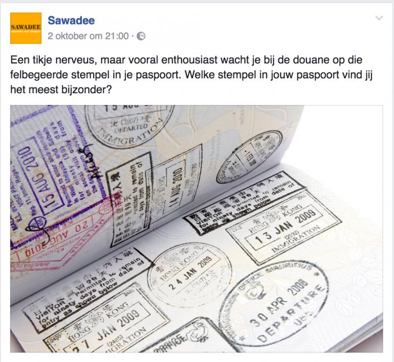 Facebook Sawadee