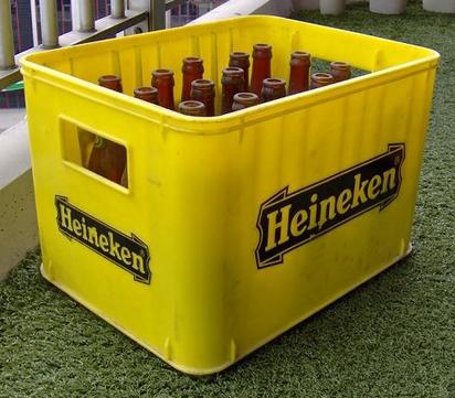 Heineken kratje